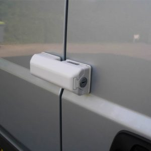 Slide Door Lock
