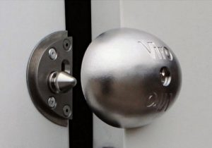 Back Door Lock