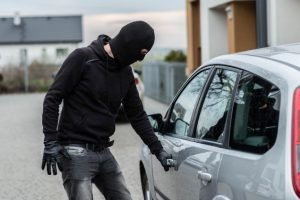 Car Keys Stolen